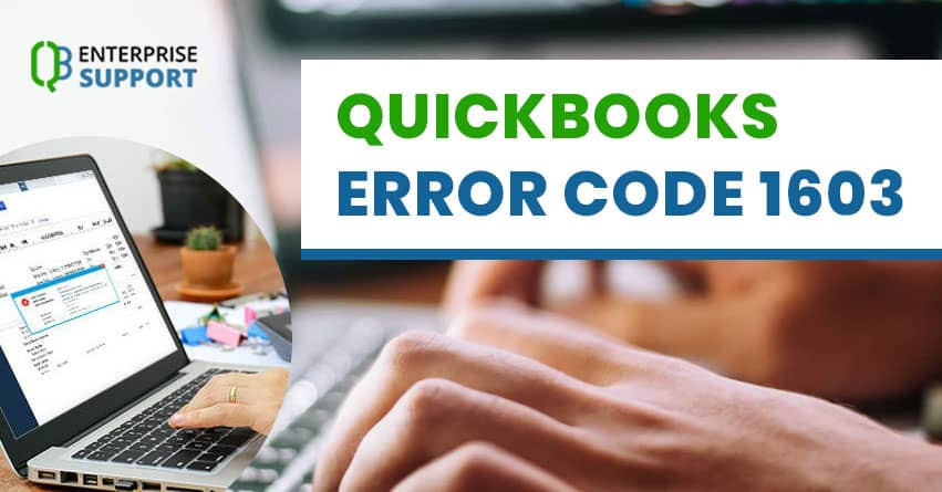 QuickBooks Error 1603 causes, symptoms \u0026 solution | 1-888-986-7735