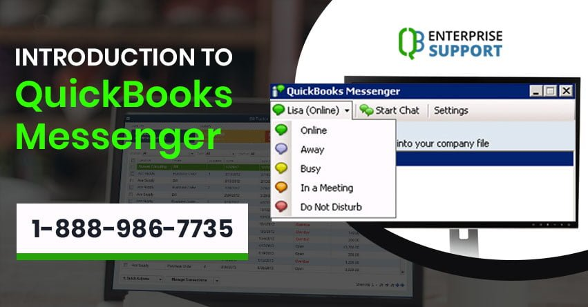 QuickBooks Chat (Enable or Disable QuickBooks Messanger)